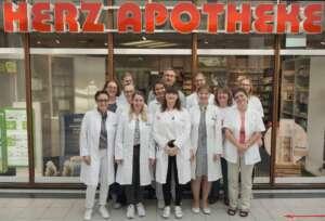 Team der Herz-Apotheke